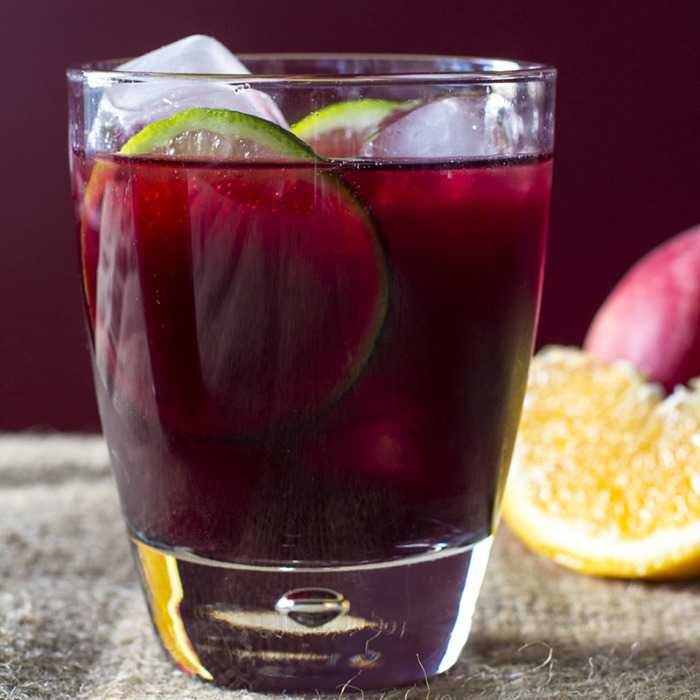 Wine Cooler Cocktail